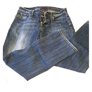 LUCKY Jeans button fly